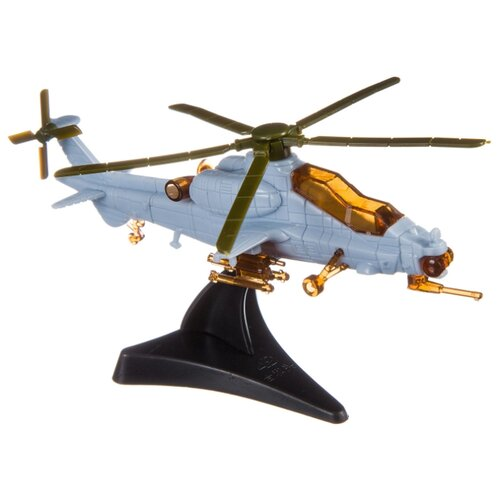 Сборная модель BONDIBON Самолет №2 ВВ2540 1:115