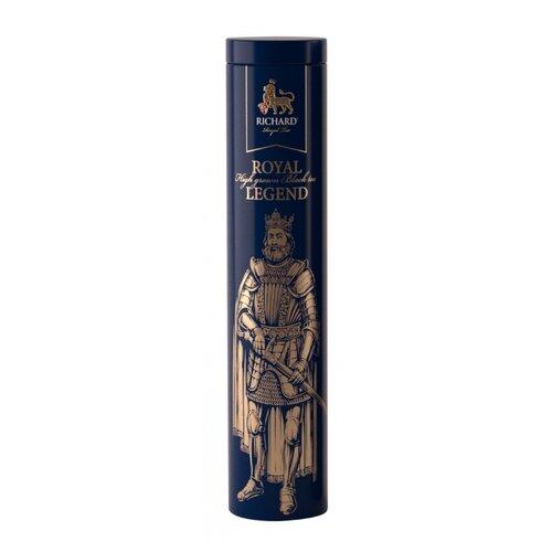 Чай черный Richard Royal Legend подарочный набор , 120 г чай листовой richard royal ceylon dogs