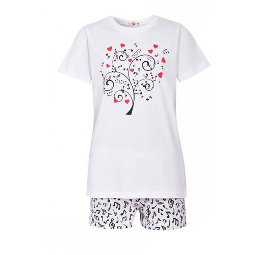 Купить Комплект одежды Roxy Foxy размер 158, белый, Комплекты и форма