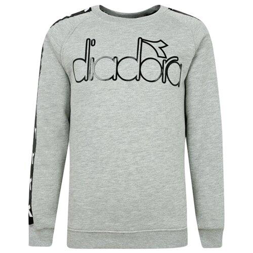 Фото - Свитшот Diadora размер 140, серый свитшот diadora размер 152 серый