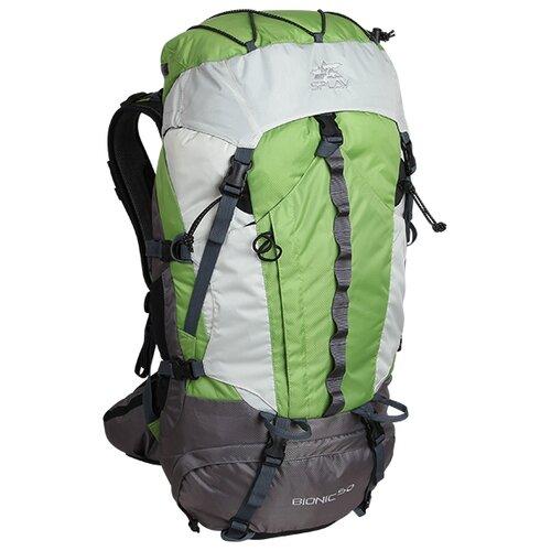 Рюкзак Сплав Bionic 50 (зеленый) рюкзак туристический сплав рк2 цвет оливковый 50 л