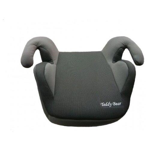 Купить Бустер группа 3 (22-36 кг) Мишутка LB 311, grey dot/black dot, Автокресла