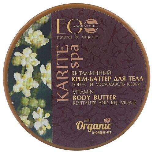 Купить Крем для тела ECO Laboratorie витаминный Тонус и Молодость кожи, 200 мл