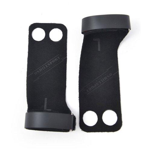 Накладки гимнастические GLADIATOR на 2 пальца L