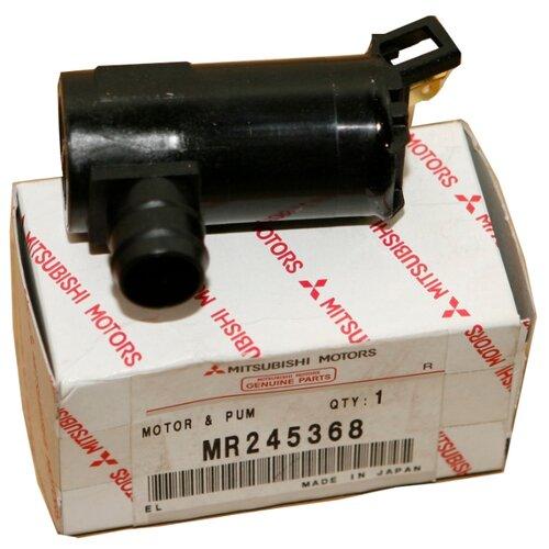 Мотор омывателя Mitsubishi MR245368 черный 1 шт.