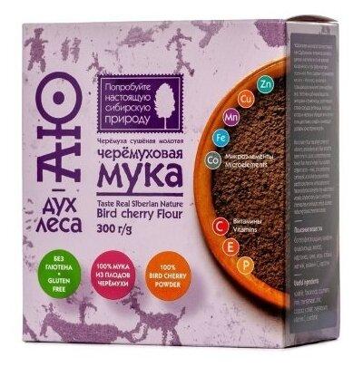 Мука Аю - дух леса черёмуховая, 0.3 кг