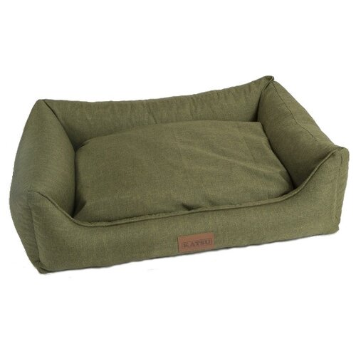 Лежак для собак и кошек Katsu Sofa Opi 70х50х21 см хакки