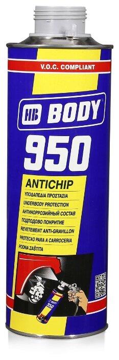 Жидкий антигравий HB BODY 950