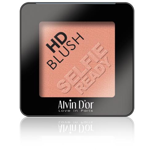 Alvin Dor Румяна пудровые HD Blush Selfie Ready 05
