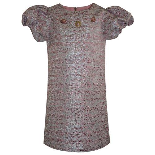 Платье Stefania Pinyagina размер 128, розовый