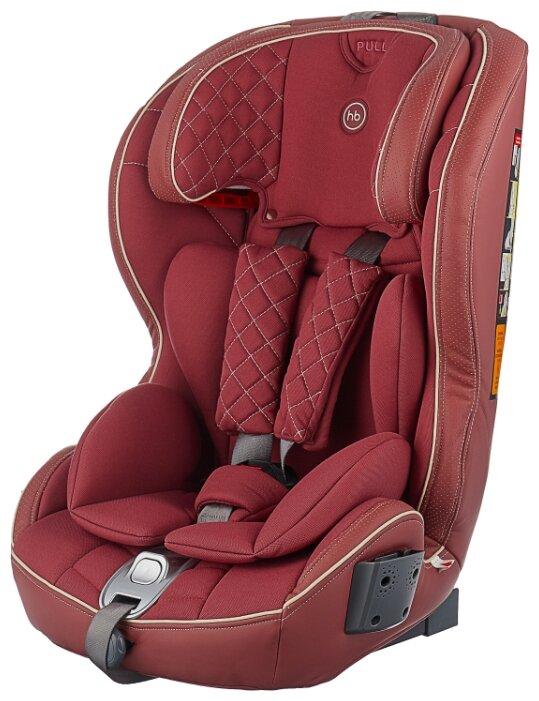 Автокресло группа 1/2/3 (9-36 кг) Happy Baby Mustang Isofix