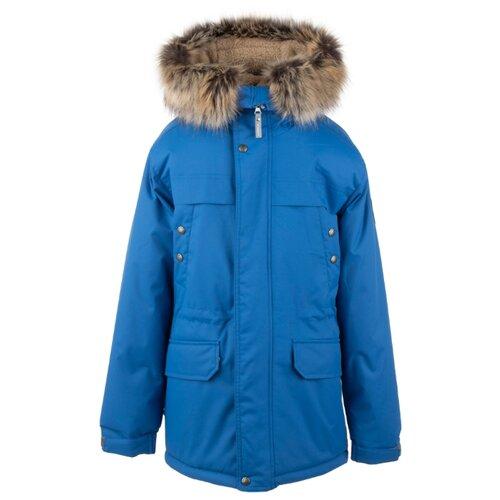 Купить Парка KERRY Wafi K20469 A размер 152, 678 синий, Куртки и пуховики