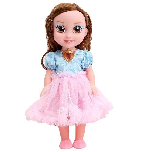 Купить Кукла интерактивная Happy Valley Подружка Оля с диктофоном, 32 см, 3281008, Куклы и пупсы