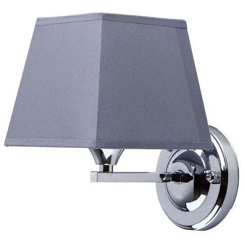 Настенный светильник De Markt Конрад 6 667021501, 60 Вт люстра de markt 667010605 конрад