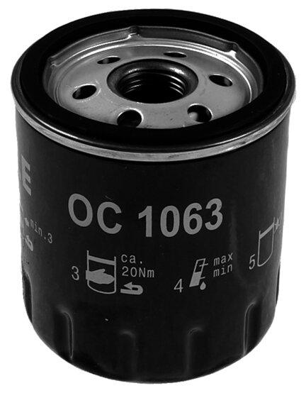 Масляный фильтр MAHLE OC 1063