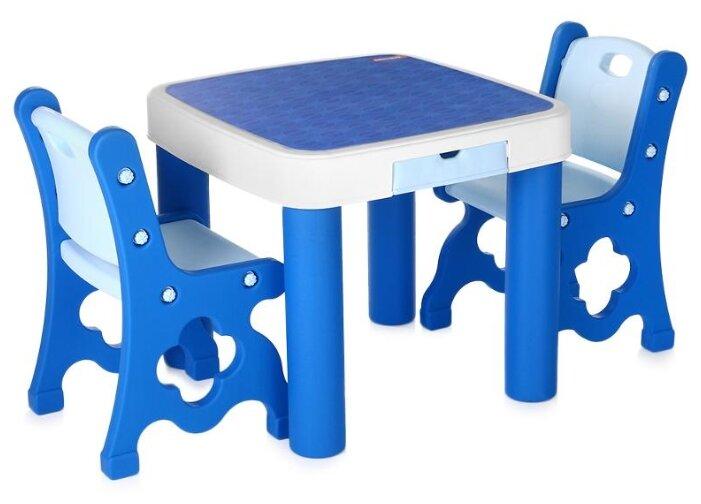 Комплект Edu-play стол + 2 стула TB-9945