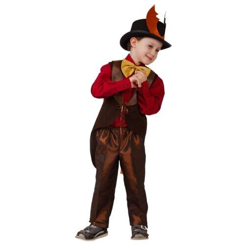 Купить Костюм Elite CLASSIC Жук, коричневый, размер 32 (128), Карнавальные костюмы