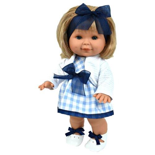 Кукла Lamagik Бетти в клетчатом платье, 30 см, 31109C