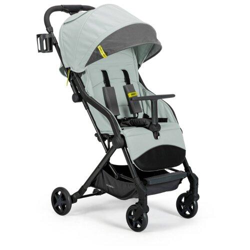 Фото - Прогулочная коляска Happy Baby Umma Pro grey прогулочная коляска happy baby umma pro serenity