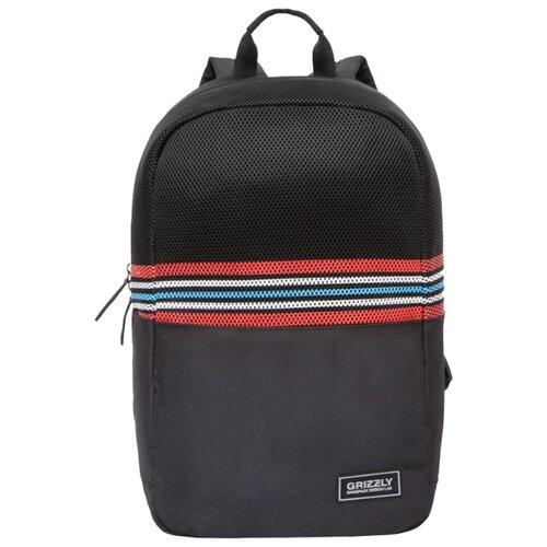 цена на Рюкзак Grizzly RQ-010-4/1 15 (черный)
