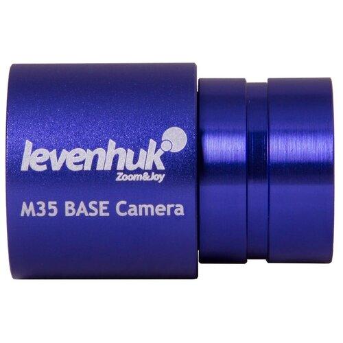 Камера цифровая LEVENHUK M35 BASE 70352 синий
