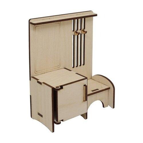 Купить Astra & Craft Деревянная заготовка для декорирования Прихожая L-721 бежевый, Декоративные элементы и материалы