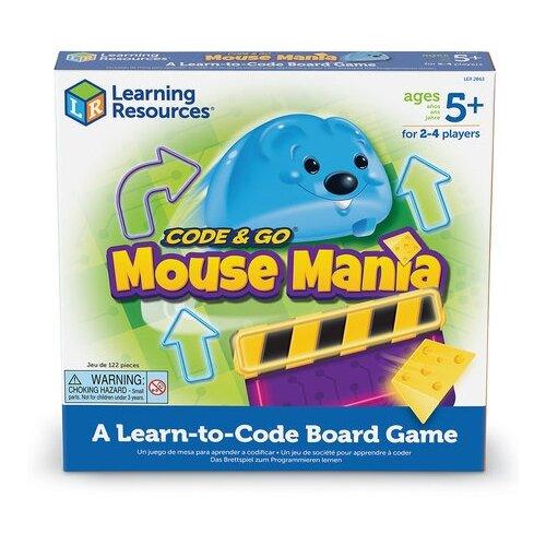 Настольная игра Learning Resources Mouse mania