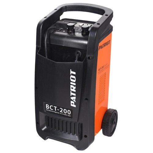 Фото - Пуско-зарядное устройство PATRIOT BCT-200 Start черный/оранжевый автомобильное зарядное устройство patriot bct 20 boost