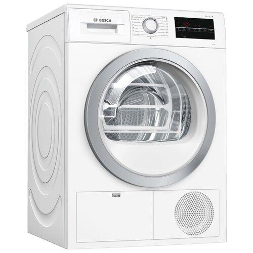 Сушильная машина Bosch WTG86401OE белый