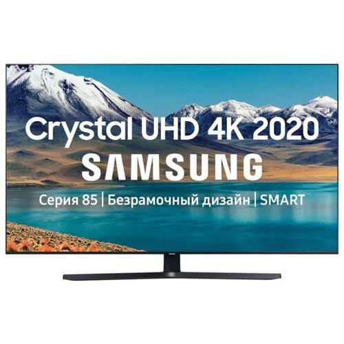 цена на Телевизор Samsung UE43TU8500U 43 (2020) черный