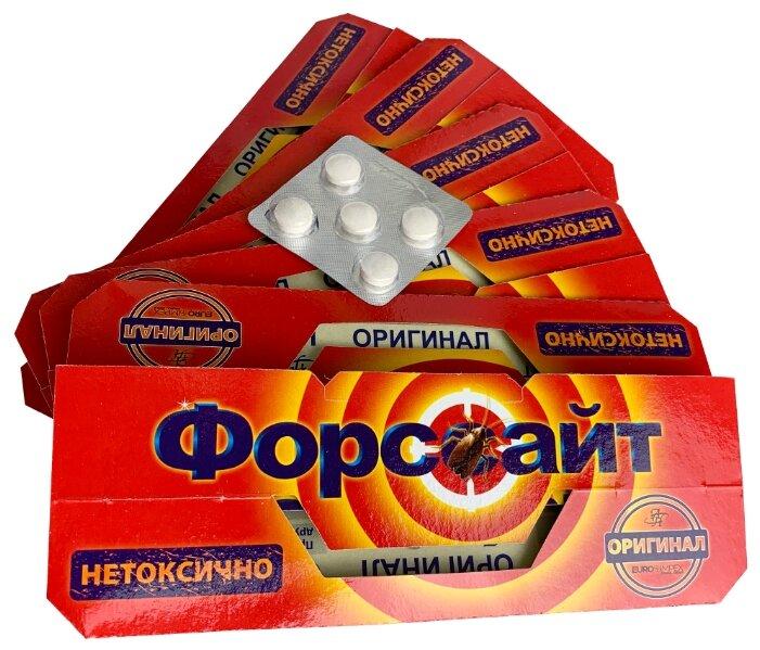 Ловушка Форсайт от тараканов с таблеткой приманкой