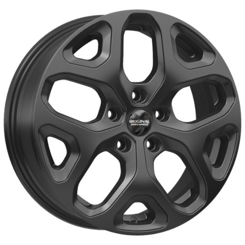 Фото - Колесный диск SKAD KL-307 6.5x17/5x114.3 D66.1 ET50 Черный бархат колесный диск skad сидней 6x16 4x100 d60 1 et50 черный бархат