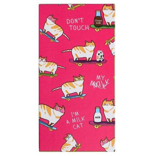 Купить ArtFox набор для записей I'm a milk cat (4619017) розовый/белый, Бумага для заметок