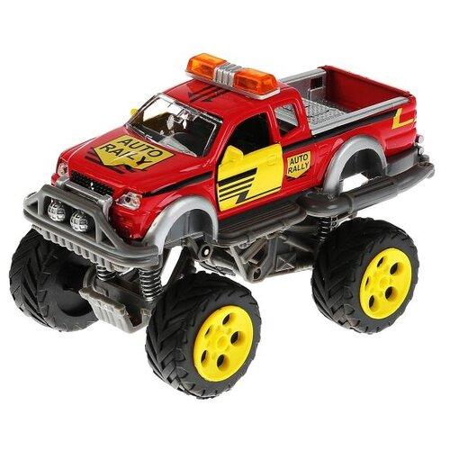 Купить Внедорожник ТЕХНОПАРК CT10-041-3(WB) 14.5 см красный, Машинки и техника