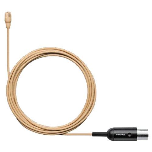Микрофон Shure TL47/O-MTQG-A бежевый поверхностный микрофон shure mx391w o
