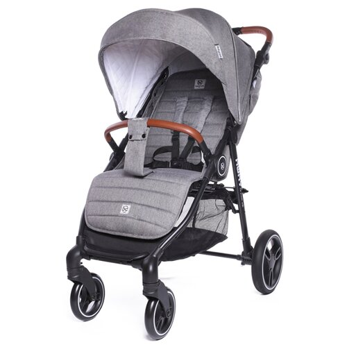 Прогулочная коляска Baby Care Away grey коляска baby care voyager olive checkers