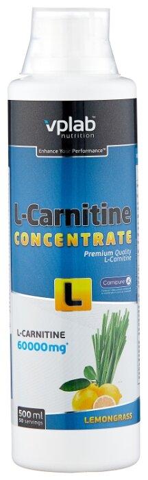 Vplab L-карнитин концентрат (500 мл)