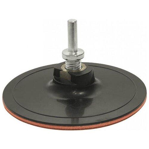 Тарелка для УШМ на липучке Росомаха 435005 125 мм 1 шт тарелка для ушм практика 038 524 125 мм 1 шт