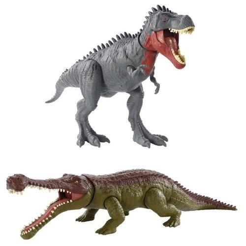 Купить Фигурка Mattel Jurassic World Total Control GJP32, Игровые наборы и фигурки