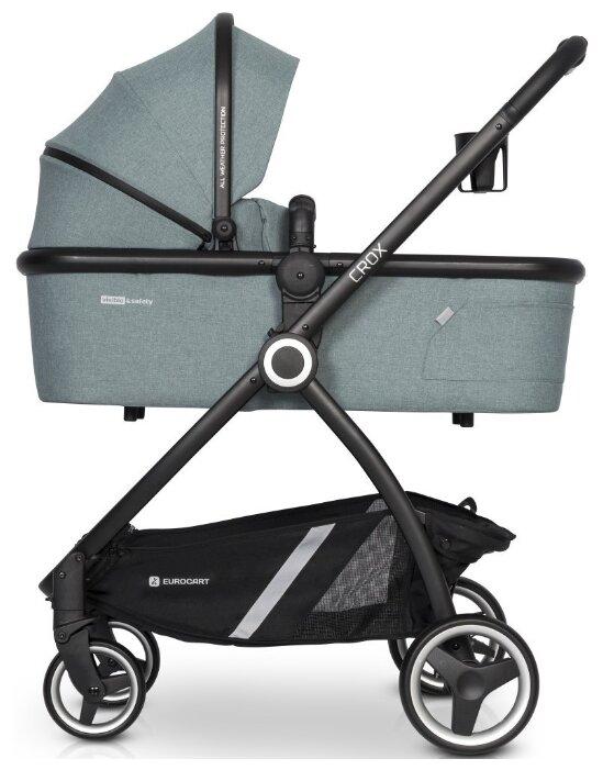 Универсальная коляска Euro-cart Crox (2 в 1)