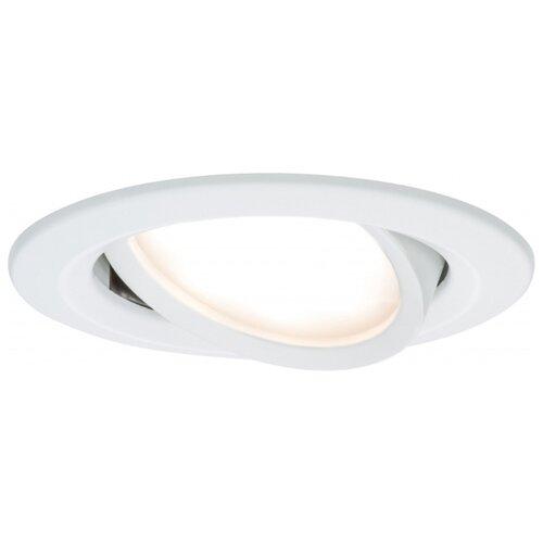 Фото - Встраиваемый светильник Paulmann 93863 светильник paulmann pl 93727