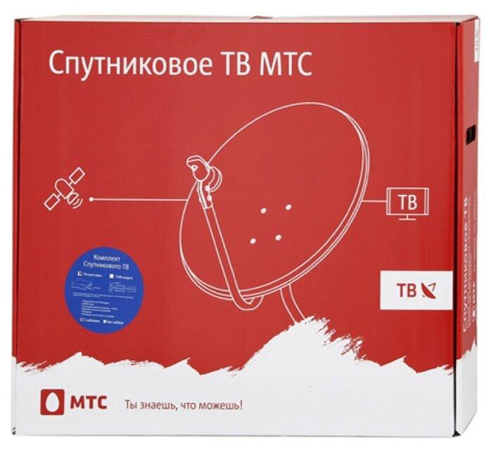 Комплект спутникового ТВ МТС №190 фото 1