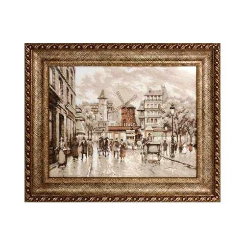Купить PANNA Набор для вышивания Париж 37.5 x 27 см (ГМ-1255), Наборы для вышивания
