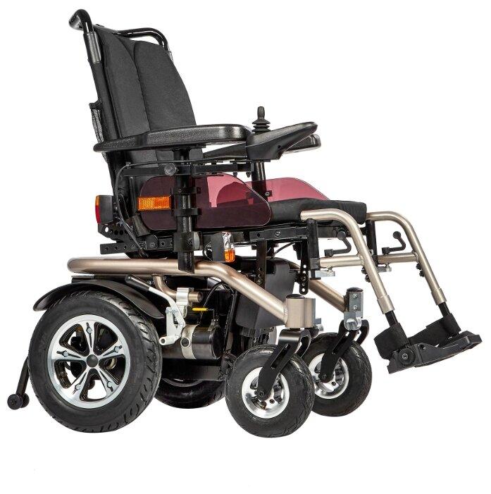 Кресло-коляска электрическое Ortonica Pulse 210, ширина сиденья: 405 мм