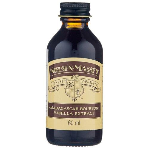 Nielsen-Massey Экстракт из мадагаскарской ванили сорт Бурбон коричневый 60 мл