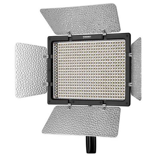 Фото - Светодиодный осветитель Yongnuo YN-600 L II LED 3200-5500K накамерный свет светодиодный yongnuo yn 216 3200 5500