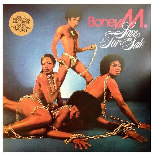 цена Boney M. Love For Sale (LP) онлайн в 2017 году