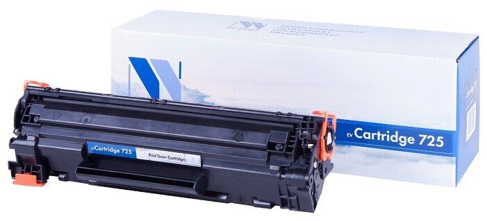 Картридж NV Print 725 для Canon, совместимый