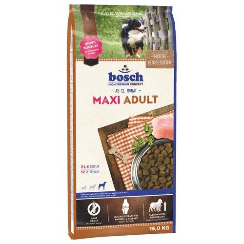 Сухой корм для собак Bosch Adult для здоровья костей и суставов 15 кг (для крупных пород)