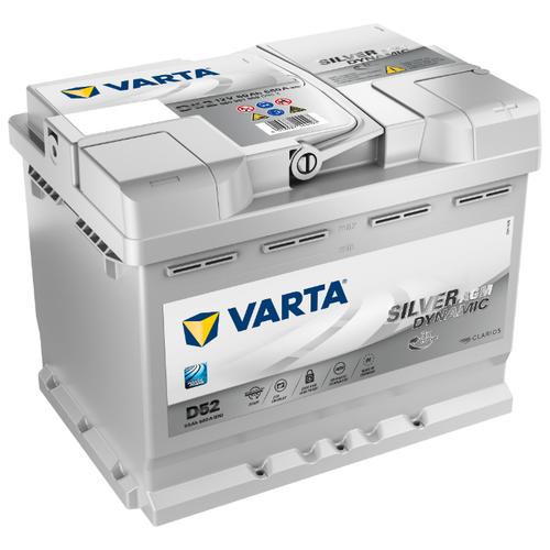 цена на Автомобильный аккумулятор VARTA Silver Dynamic AGM D52 (560 901 068)